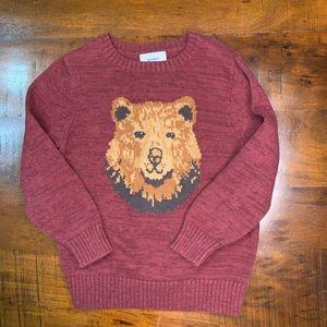 Boy's Old Navy Knit Crewneck Sweater - Size 5T